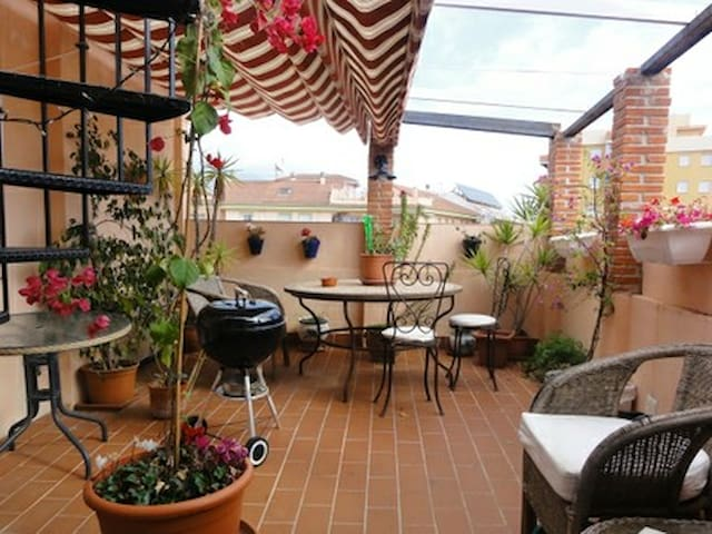 Cozy Penthouse Fuengirola Centre