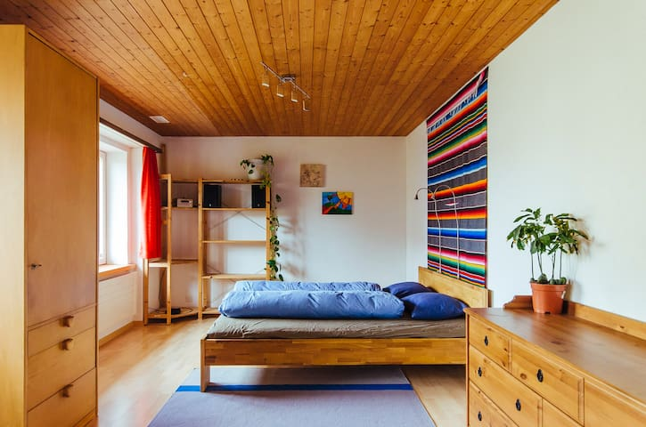 Big Room for two (or 3 or 4) - Hombrechtikon - Haus