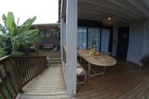 Villa de charme en bois, meublée, F6