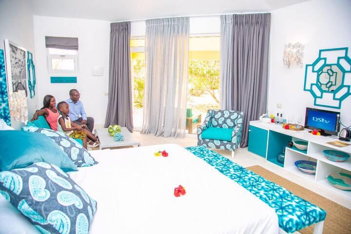 Beachfront 46acres Resort @ Watamu Bay
