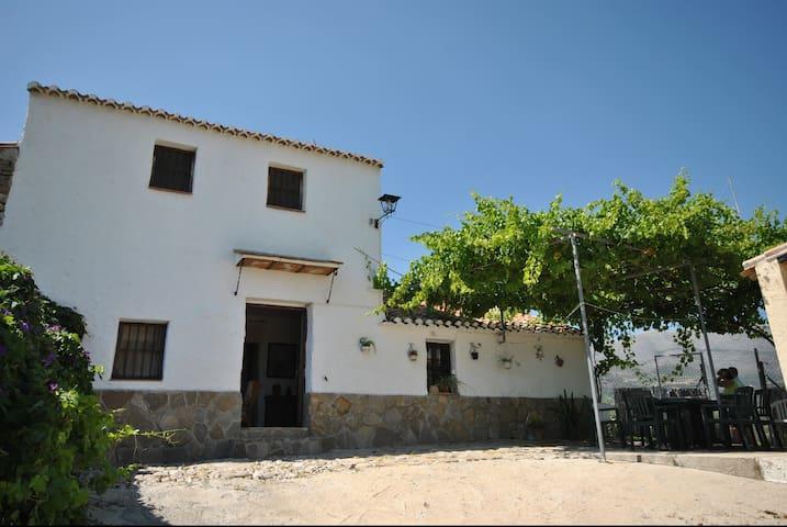 Alquiler Casa Rural Axarquia - Los Marines - Haus