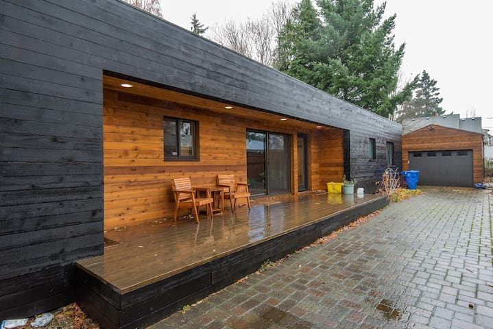 Location! Hip and Modern Zen in SE - Portland - Casa