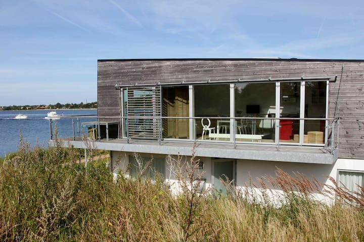 Modern Holiday Home  in Stege with Whirlpool