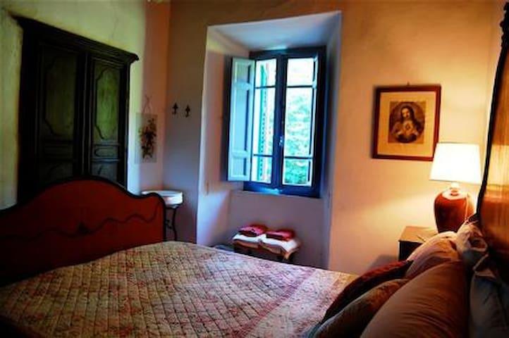 Double with shared bathroom - Capriglia - Apartamento