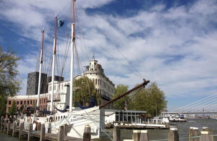 Volledig Schip te huur Historische Veerhaven