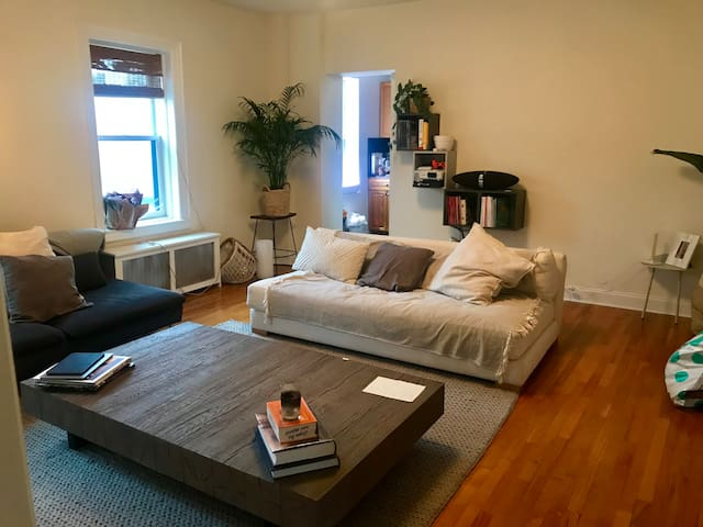 Beautiful 1 Bedroom in Brooklyn Heights