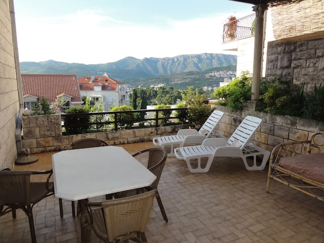 Dubrovnik-great location with big terrace