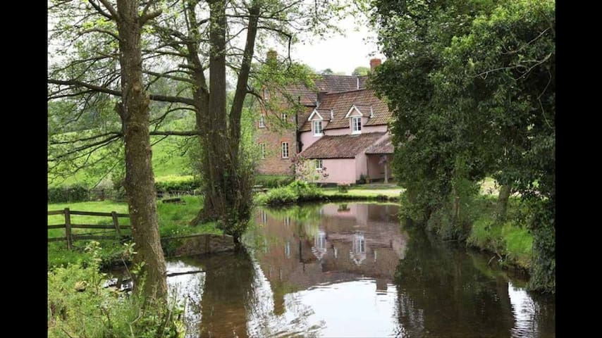 Relaxing Setting next to pond - Over Stowey - Apartamento