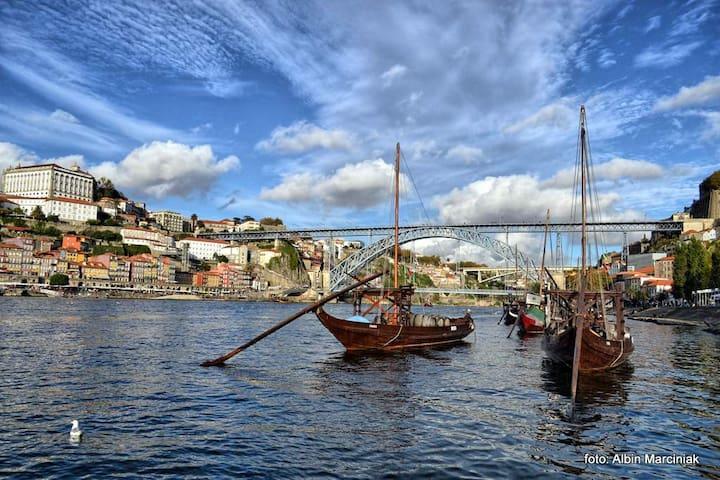 Porto apartment House of 4 paths Gaia free Netflix