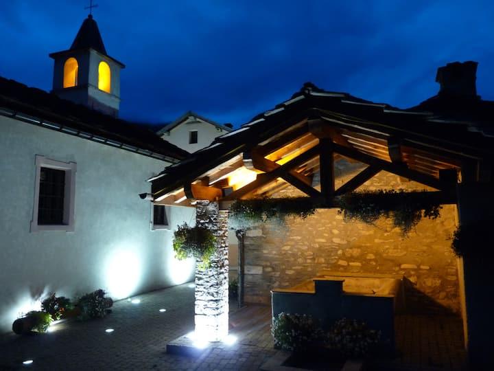Au coeur du village Val Cenis Bramans