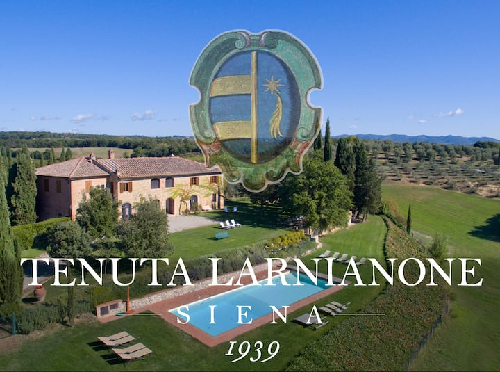 Stunning Villa with private pool at 5km from Siena