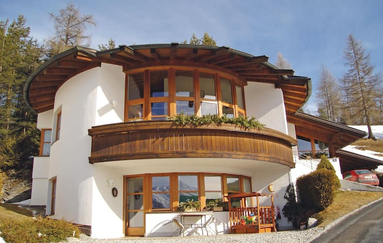 Holiday apartment with 1 bedroom on 58 m² in Mösern