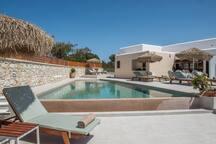 General pool view