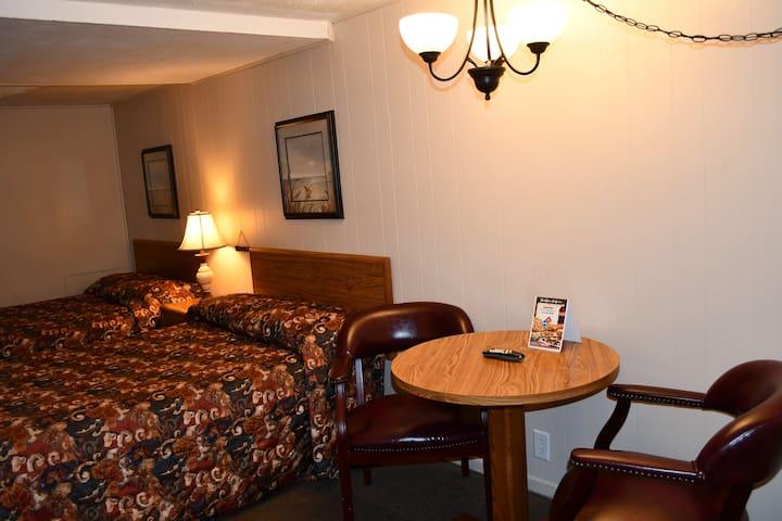 Sweet Home at the Hopwood Motel