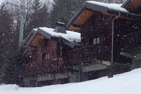 Cosy chalet in beautiful location - Ле Же
