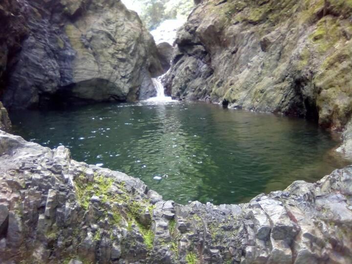 Finca orillas del río don diego / Sta mta Palomino