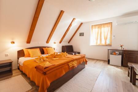 House Rustico Private Triple Room