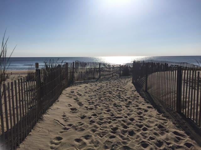 Sandy Toes 1 & 2 (sleeps 16-20) - Dewey Beach - Huis