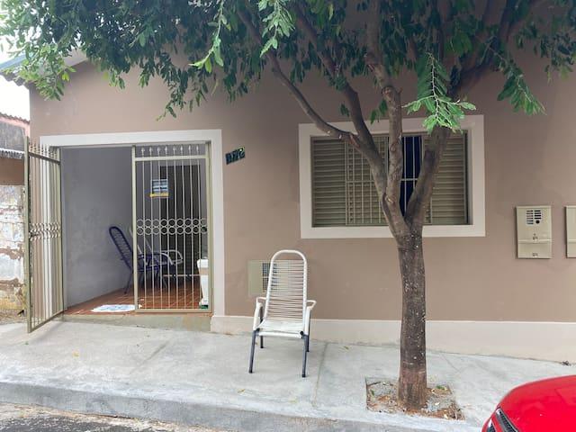 Casa da dona Marlene