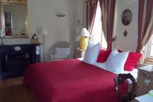 Konings kamer Bio/ecologisch met dubbel bed