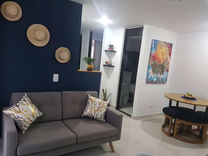 Apartamento - Bonito y Confortable. Armenia