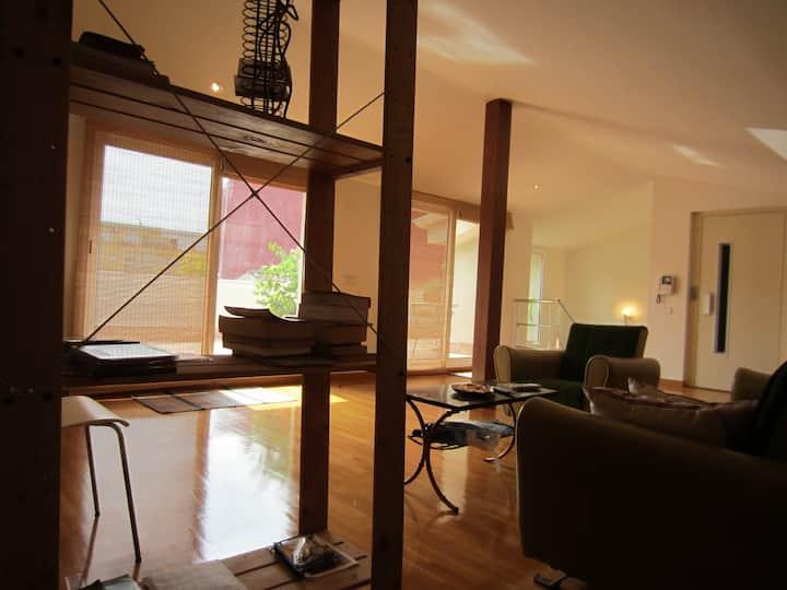 Habitación-estudio en el Prat de Llobregat