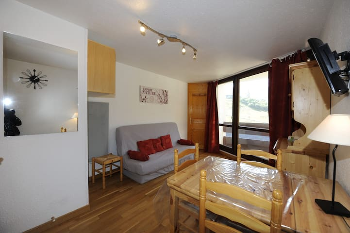 Studio of 20m² for 4 people