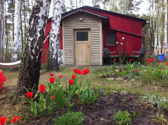 Häuschen in Seenähe - Zossen - Huis