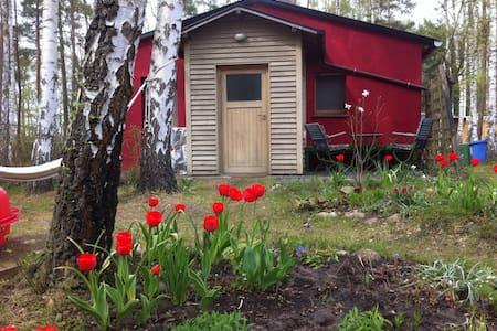 Häuschen in Seenähe - Huis