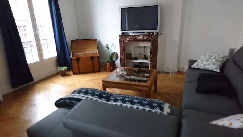 Bel appartement, au centre-ville de Tourcoing