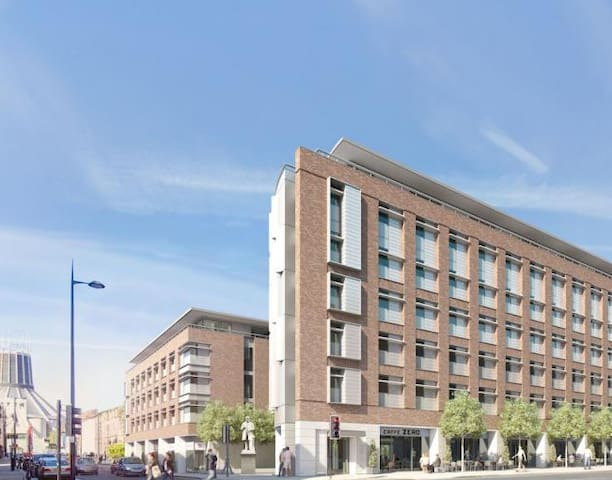 Hope Street Apartments - Liverpool - Daire