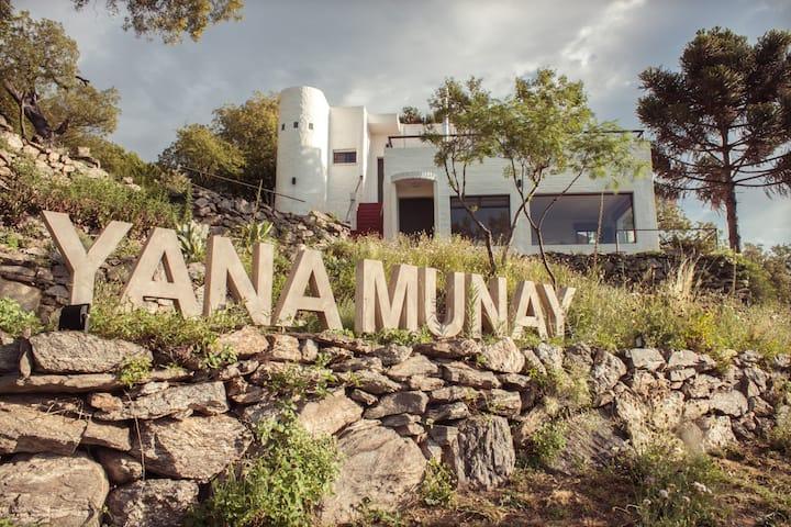 Hosteria Yana Munay Habitacion 1