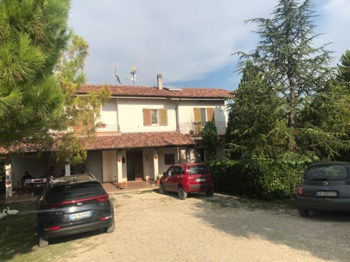 Appartamento nella campagna del Piceno