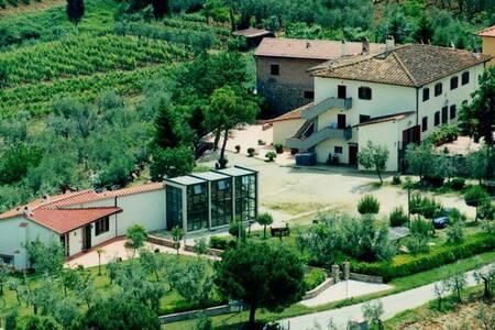 Il tuo appartamento nel cuore del Chianti - San Casciano in Val di pesa - Apartment