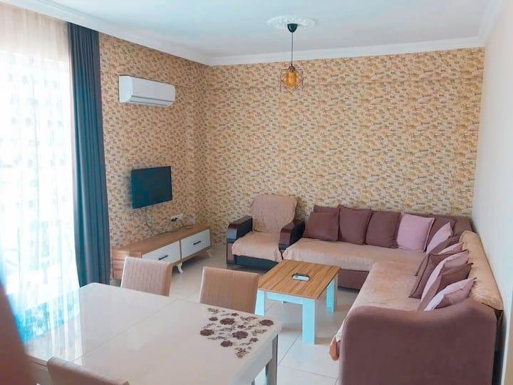 Комфортабельный дом для отдыха у моря в КЕМЕР