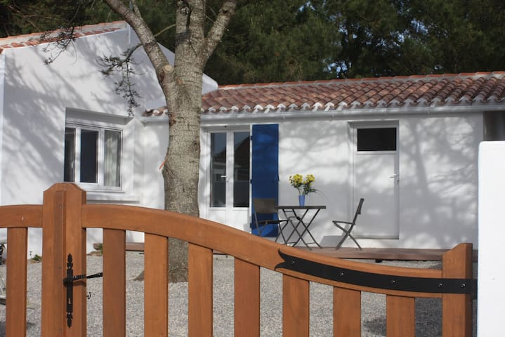 Rev'd'enfance - Île d'Yeu - Casa