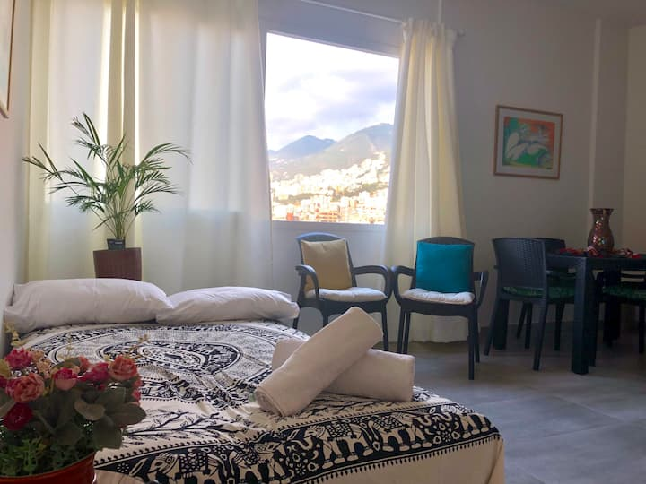 Bright 1 BD Apt in the heart of old Jounieh Souk