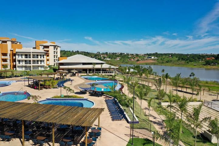 Ilhas do Lago Resort Mais Completo de Caldas Novas