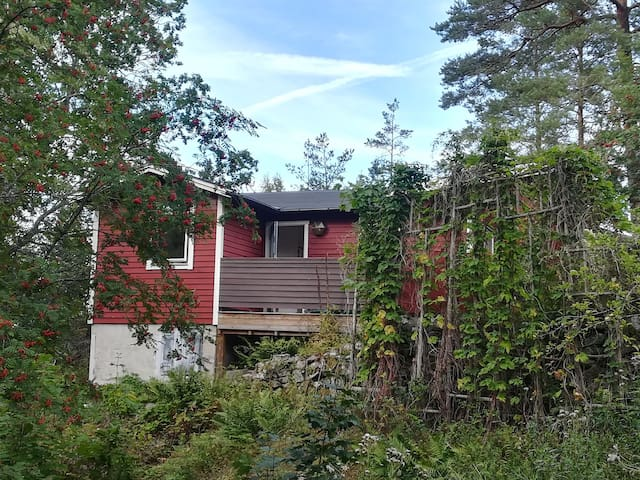 Cottage in the country side 45 min from Stockholm