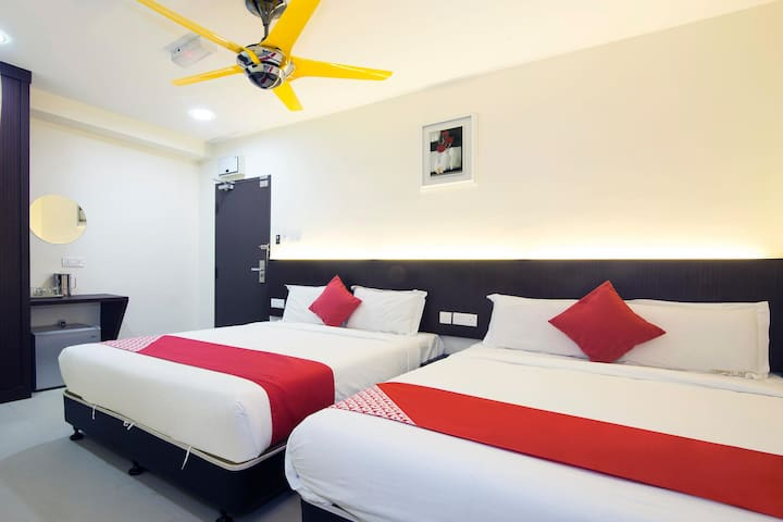 Bayu View Hotel, Malacca- Family Suite Stay