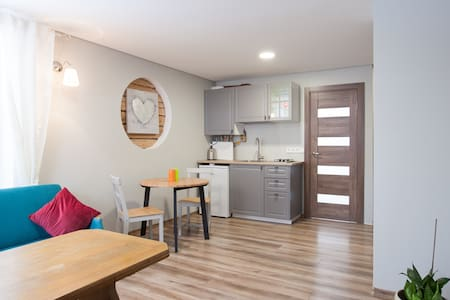 Cozy Apartment in Kaunas with Free Parking