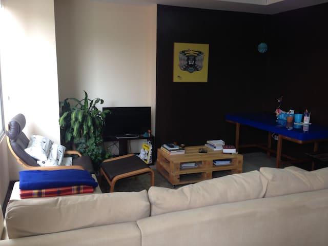 1 Bedroom apartment La Carolina Park.