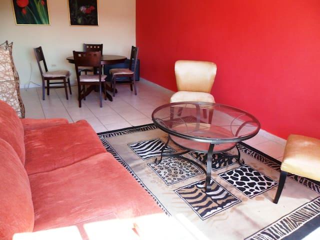 Apartamento lindo y confortable