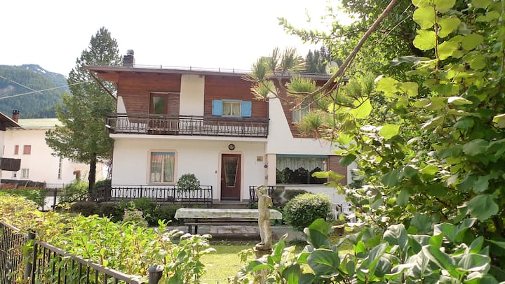 VILLETTA MORO,single house with big garden