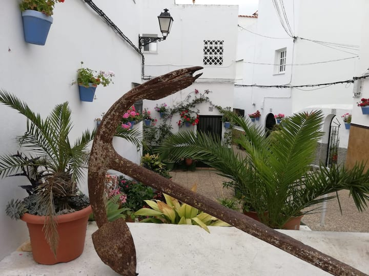 La casa del pescador