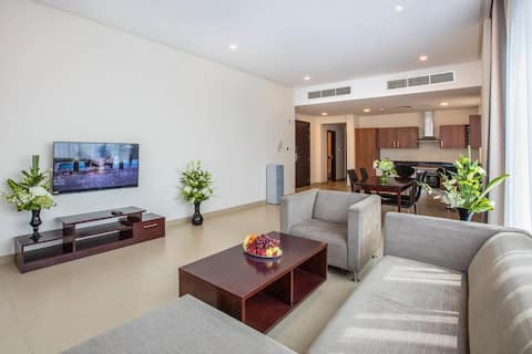 Best 1 Bedroom Apartment with Balcony  & WIFI
