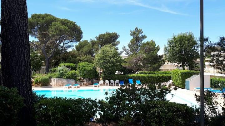 """Mini villa résidence Maeva """"la corniche d'or"""""""