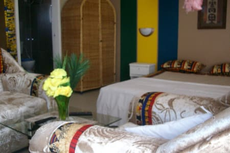 Bamboo Guest house The Gambia - Chata