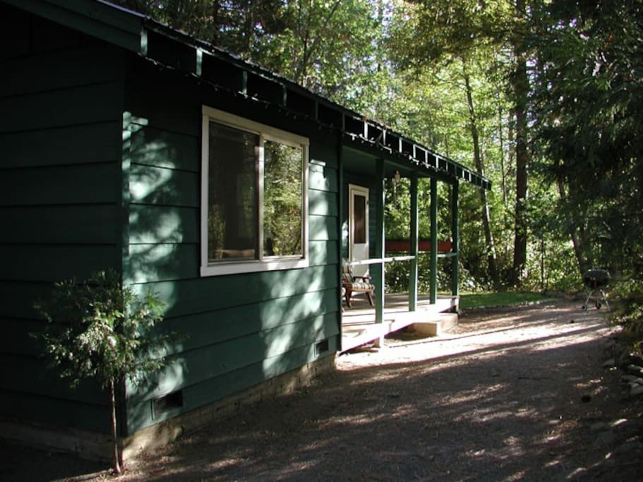 Meadow View Cabin Blockh 252 Tten Zur Miete In Trinity