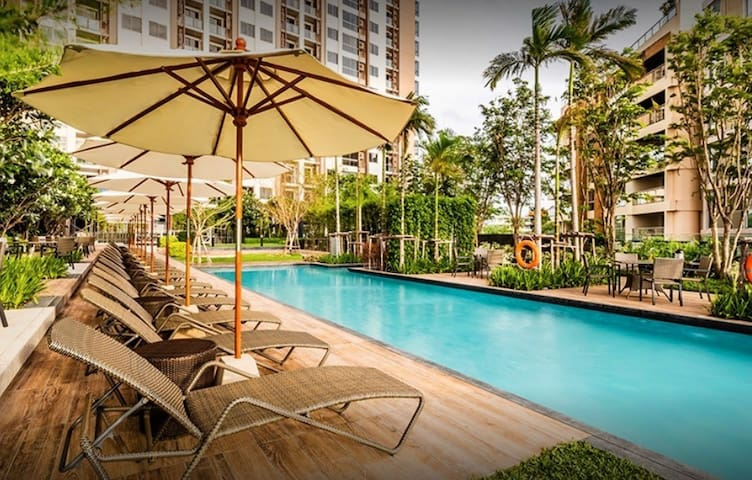 DREAMY APARTMENT @ LUXURIOUS CONDO IN PATTAYA
